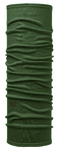Buff Lightweight Merino Wool Buff Solid Groen
