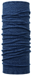 Buff Lightweight Merino Wool Buff Edgy Blauw