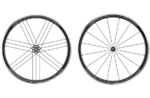 Campagnolo Scirocco C17 Clincher Wielset Zwart
