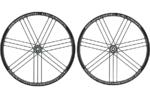 Campagnolo Shamal Ultra C17 Disc 2-Way Fit Clincher Wielset Zwart