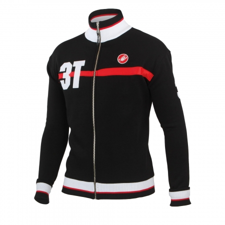 picture 3T 13 Track Jacket Heren Zwart