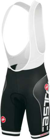 picture Free Aero Race Fietsbroek met Bretels Zwart/Wit Heren