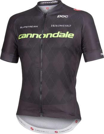 picture Cannondale Team 2.0 Fietsshirt Korte Mouwen Zwart