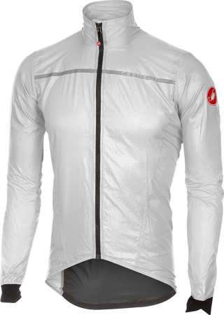 Castelli Superleggera Windjack Zwart Heren