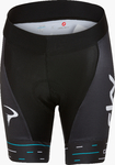 Castelli Team Sky Fan 17 Fietsbroek Kort Zwart Dames