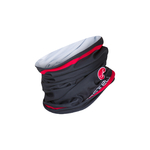 Castelli Arrivo 2 Thermo Head Thingy Sjaal Grijs/Rood Unisex