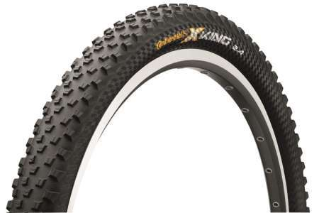 Continental X-King ProTection MTB Vouwband Zwart