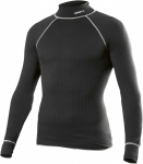 Craft Be Active Turtle Neck Ondershirt Zwart Heren
