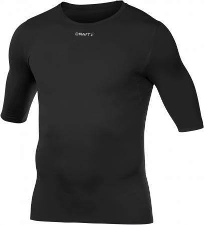 picture Stay Cool Compression Top Heren Zwart