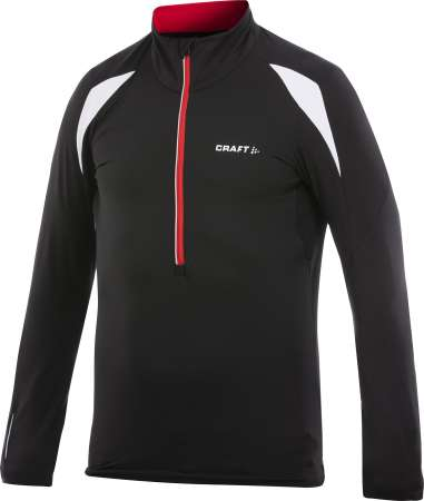 picture Performance Thermal Fietsshirt Zwart/Rood Heren