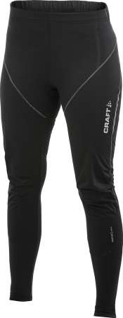 picture Active Bike Wind Fietsbroek Lang Zwart Dames