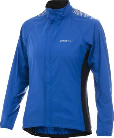 picture Active Bike Wind Fietsjack Blauw Dames