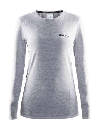 picture Be Active Comfort RN Ondershirt Lange Mouwen Grijs Dames