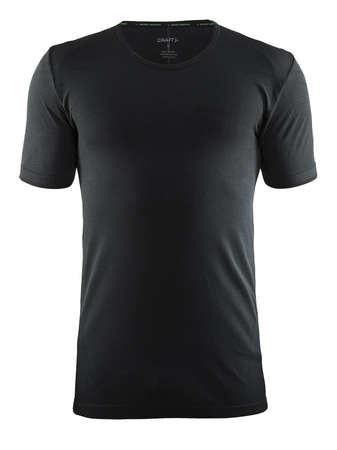 picture Be Active Comfort Ondershirt Korte Mouwen Zwart Heren