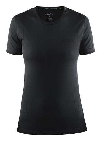 picture Be Active Comfort RN Ondershirt Korte Mouwen Zwart Dames
