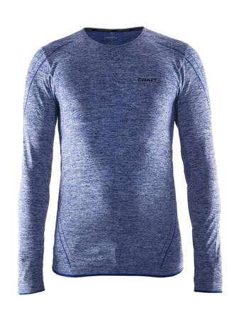 picture Be Active Comfort RN Ondershirt Lange Mouwen Blauw Heren