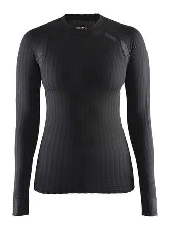 Craft Be Active Extreme 2.0 CN Ondershirt Lange Mouwen Zwart Dames