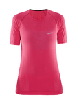 Craft Cool Intensity RN Ondershirt Korte Mouwen Roze Dames