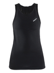 Craft Cool Intensity Singlet Ondershirt Zwart Dames