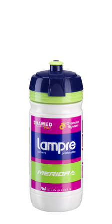 picture Corsa Team Lampre-Merida Bidon Paars/Groen