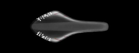 picture Arione R3 Carbon Braided Zadel Zwart/Grijs