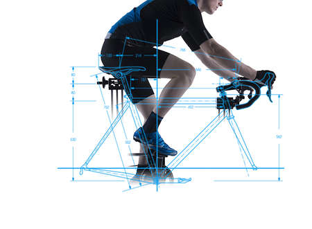 picture Bikefitting incl zadelanalyse en afstelling schoenplaatjes