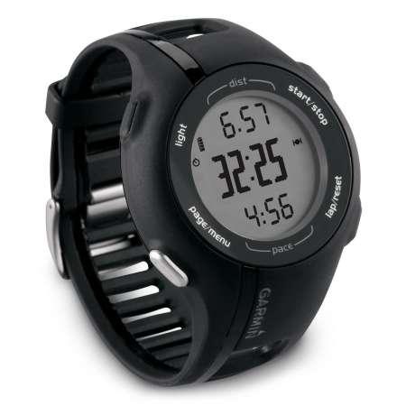 Garmin Forerunner 210 HRM GPS (met softstrap borstband) Unisex
