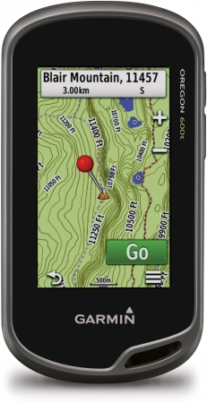 Garmin Oregon 600T GPS