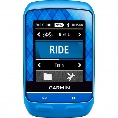 Garmin Edge 510 Bundel GPS Team Garmin