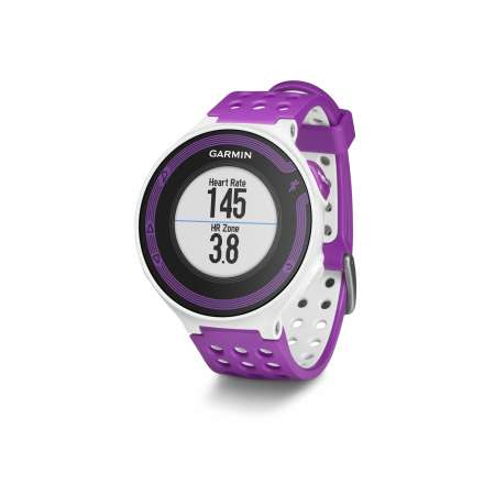 Garmin Forerunner 220 HRM Deluxe Wit/Paars