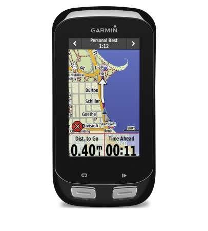 Garmin Edge 1000 GPS HRM Bundel
