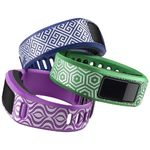"Garmin vívofit Accessory Bands ""Waikiki"" Trio"