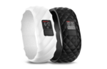 Garmin Vívofit 3 Black Quilted & White Wave Bundel