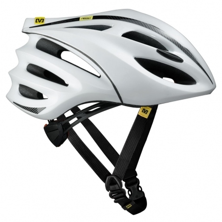 picture Syncro Fietshelm White Pearl/Black
