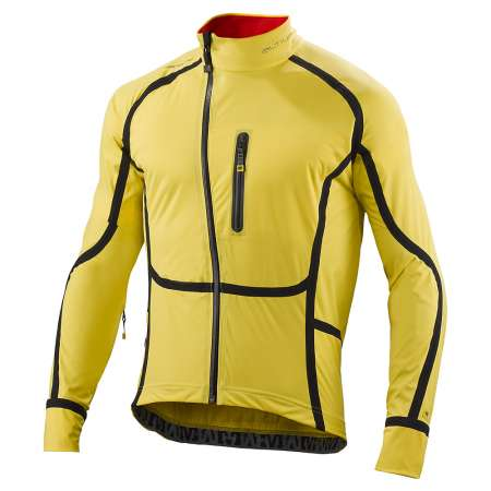 picture Hydro H2O Jacket Yellow Mavic Heren