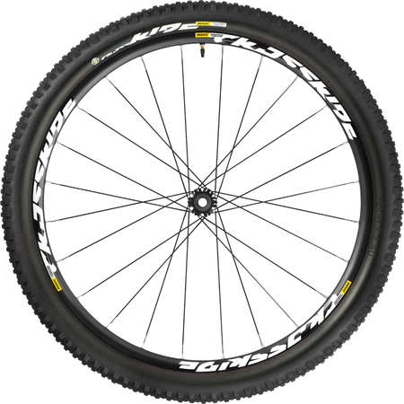 picture Crossride Tubeless 29 inch Disc International MTB Wielset met Band Zwa