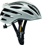 Mavic Aksium Elite Race Fietshelm Wit/Zwart