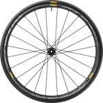 Ksyrium Pro Carbon SL C Disc Race Wielset 25mm Band Zwart
