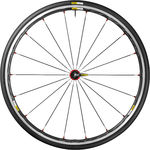 Mavic Ksyrium Elite Race Wielset 25mm Band Zwart/Rood