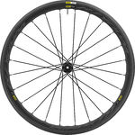 Ksyrium Elite Disc Race Wielset 25mm Band Zwart