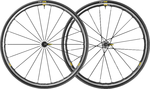 Mavic Ksyrium Elite UST Race Wielset 25mm Band Grijs/Zwart