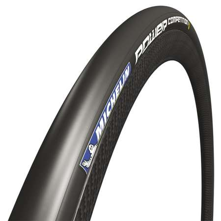Michelin Power Competition Race Vouwband Zwart 23mm