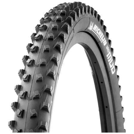 picture Wildmud Advanced Magi-X Reinforced MTB Vouwband Zwart