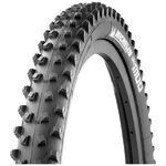 Michelin Wildmud Advanced Magi-X Reinforced Tubeless Ready MTB Vouwband Zwart