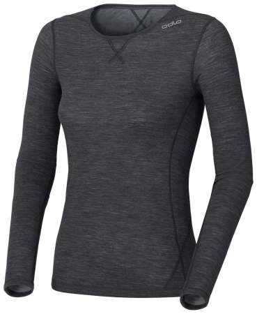 picture Revolution TW Warm Ondershirt Lange Mouwen Crew Neck Zwart Dames