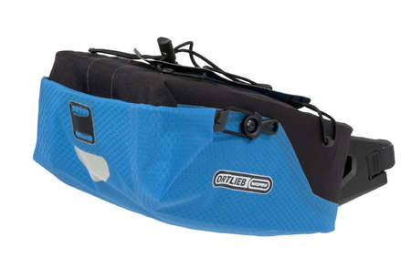 picture Seatpost-Bag Small Blauw/Zwart