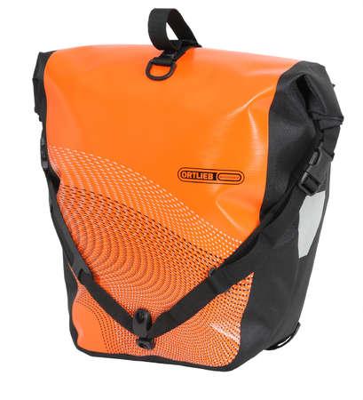 picture Back-Roller Design Flow (Paar) Oranje/Zwart