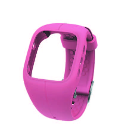picture Polsband A300-serie Roze