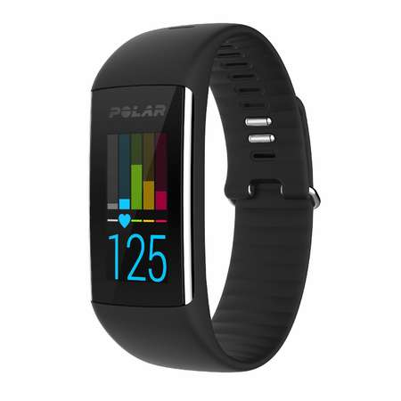 picture A360 Fitness Tracker Zwart