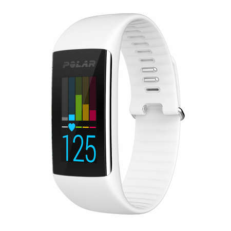 picture A360 Fitness Tracker Wit